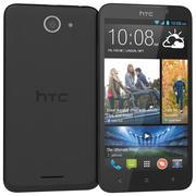 HTC Desire 516 Schwarz 3d model