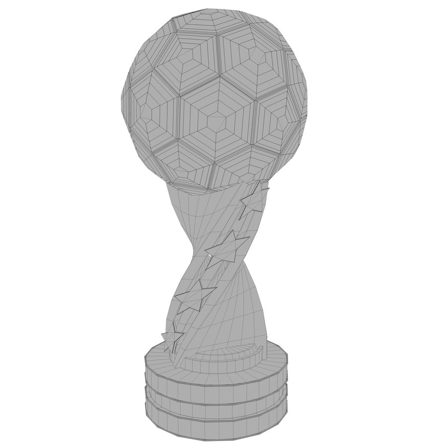 Trophy royalty-free 3d model - Preview no. 12