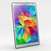 Samsung Galaxy Tab S 8.4 i LTE Olśniewająca biel 3d model