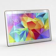 Samsung Galaxy Tab S 10.5 i LTE Olśniewająca biel 3d model