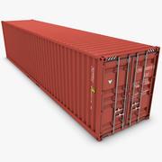 集装箱40英尺 3d model