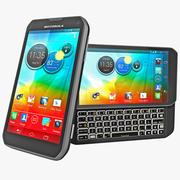 Motorola Photon Q 3d model