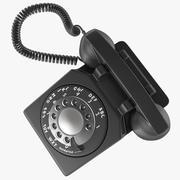 Old Phone 3d model