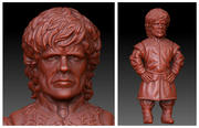 Tyrion Lannister 3d model