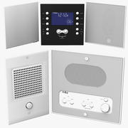 Indoor Intercom Sound Starter Pack 3d model