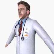 Médecin 3d model