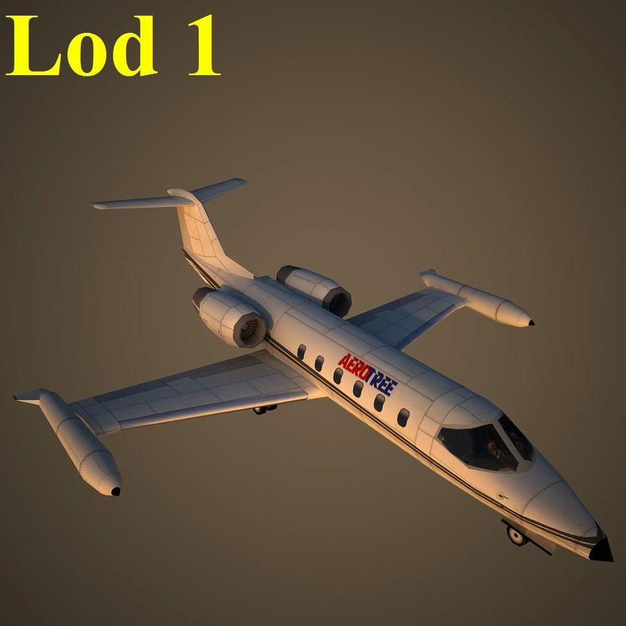 LJ35 VIP royalty-free 3d model - Preview no. 14