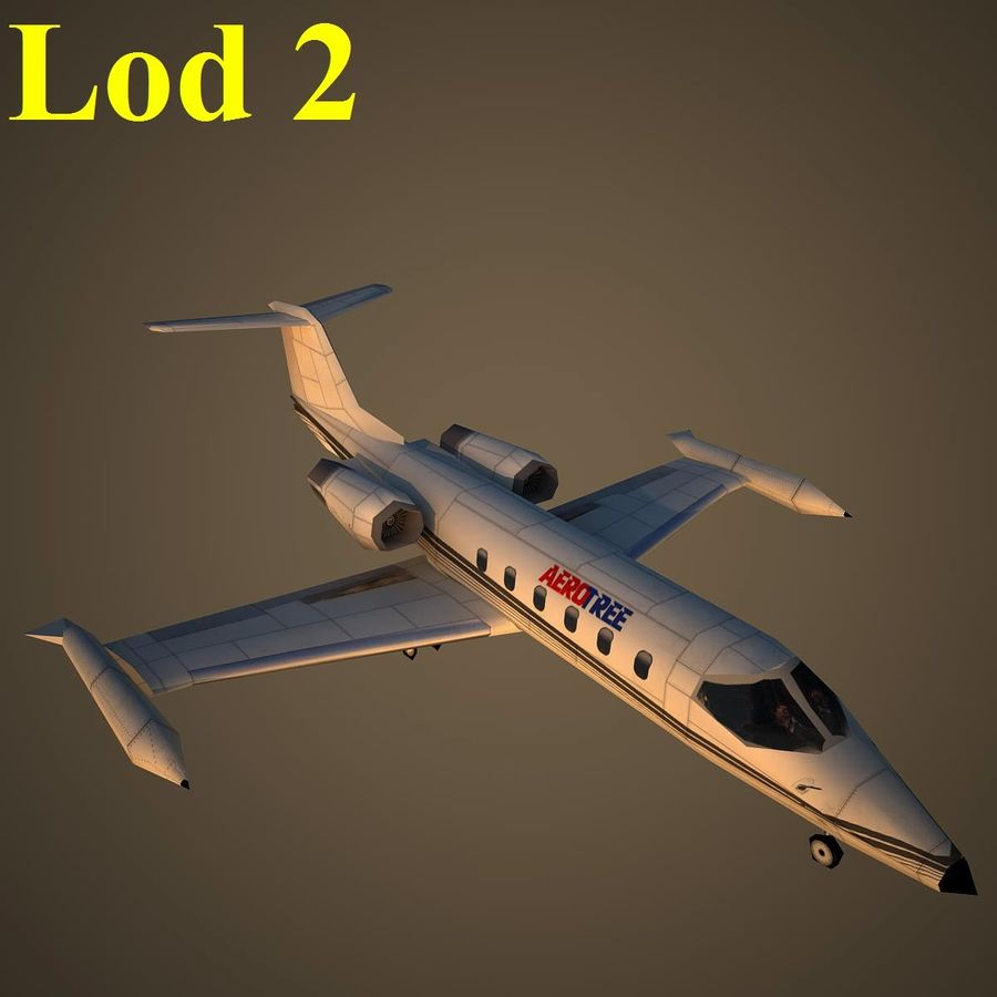 LJ35 VIP royalty-free 3d model - Preview no. 15