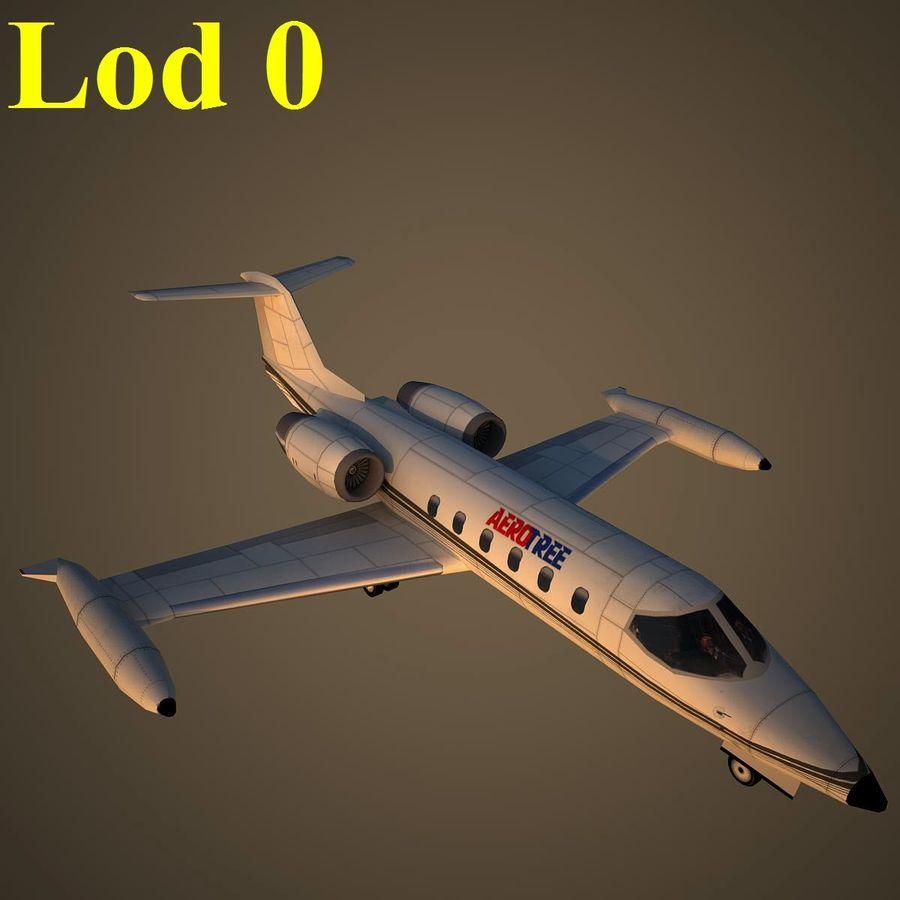 LJ35 VIP royalty-free 3d model - Preview no. 13