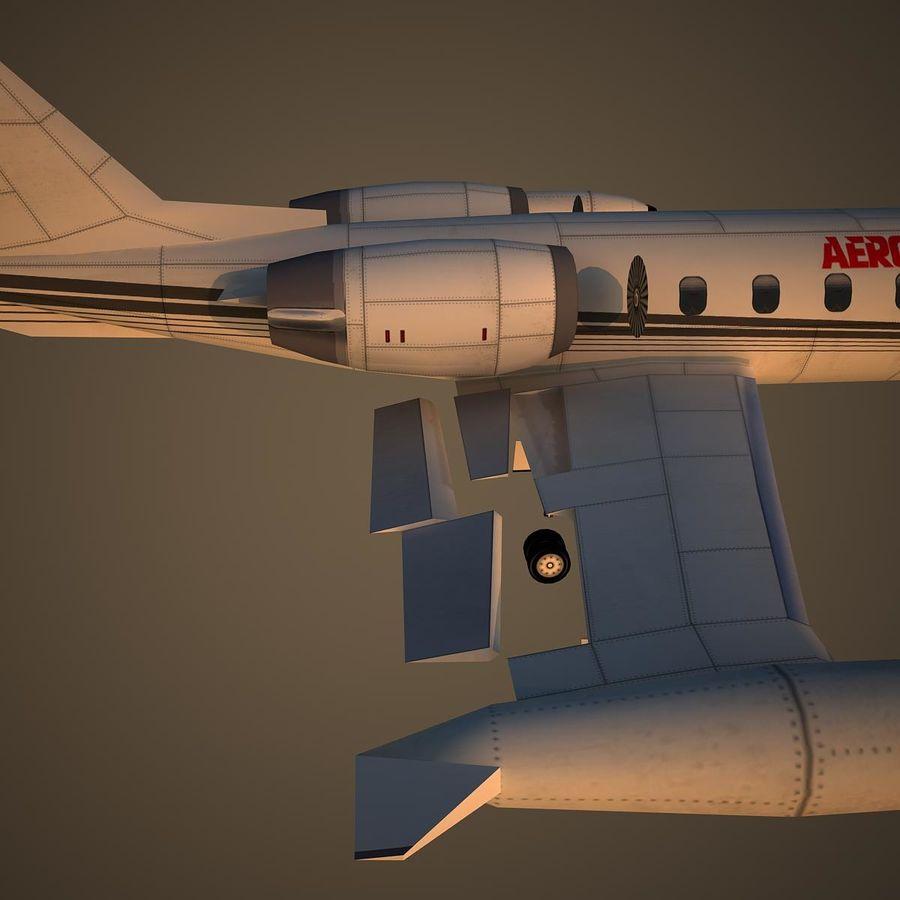 LJ35 VIP royalty-free 3d model - Preview no. 11