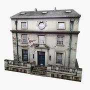Haunted House 3d model