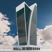 Rascacielos 07 modelo 3d