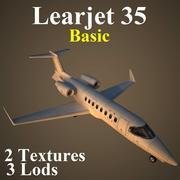 LJ45 기본 3d model