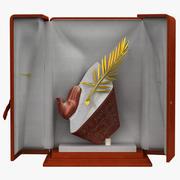 Golden Palm Award 3d model