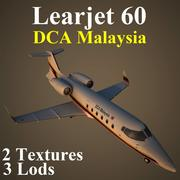 LJ60 DCA 3d model