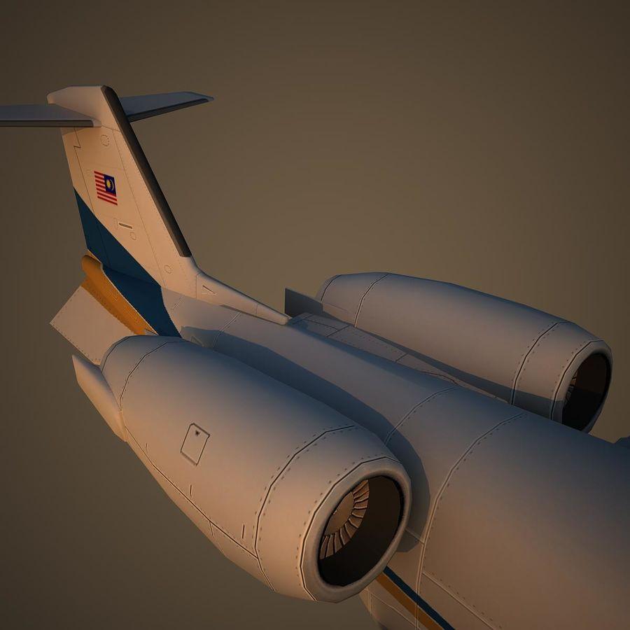 LJ60 VIP royalty-free 3d model - Preview no. 8