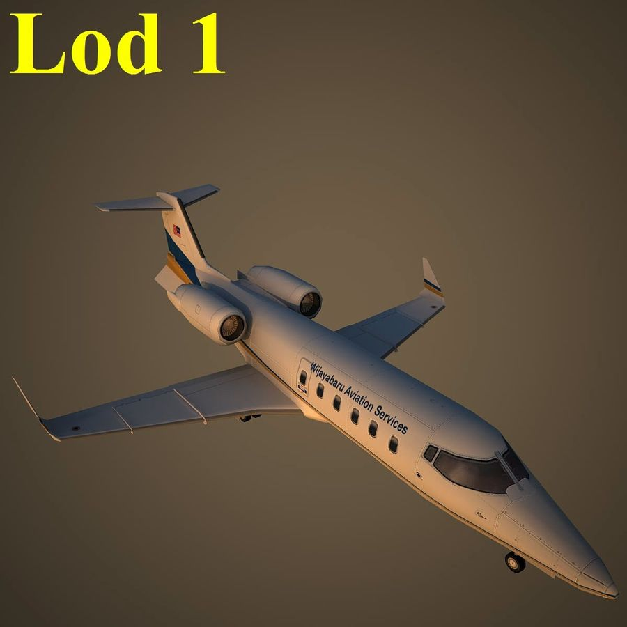 LJ60 VIP royalty-free 3d model - Preview no. 14