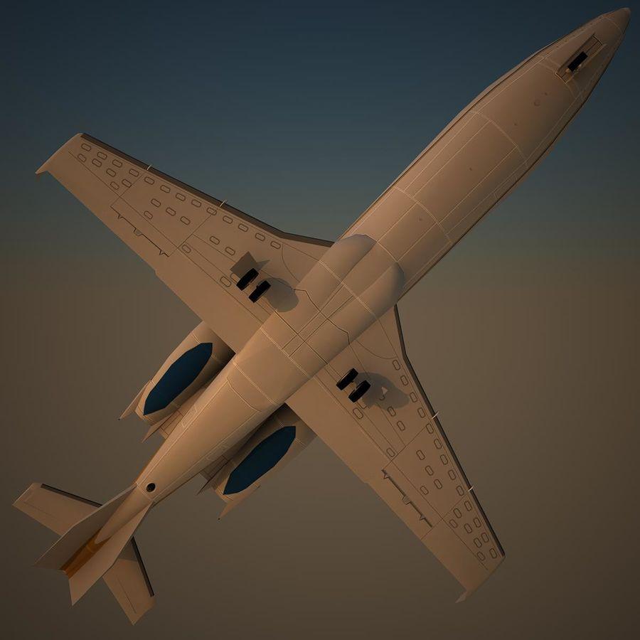 LJ60 VIP royalty-free 3d model - Preview no. 6