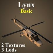 LYNX Basic 3d model