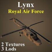 LYNX RAF 3d model