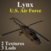 LYNX USA 3d model