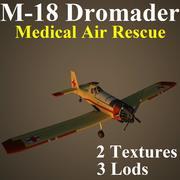 M18 MED 3d model