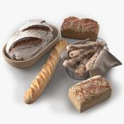 面包资产2 3d model