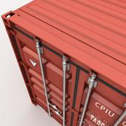 Container verzameling 3d model