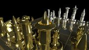 Chess GS 3d model