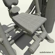 체육관 컬렉션 1 3d model
