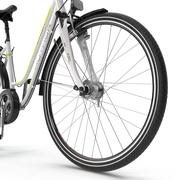 Road Bike Author Dynasty 2014 3d model