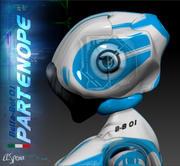 ROBOT Bella-Bot Avatar 3d model