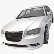 Chrysler 300 SRT8 2014 2 3d model