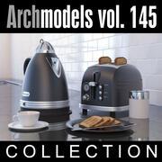 建筑模型卷145 3d model
