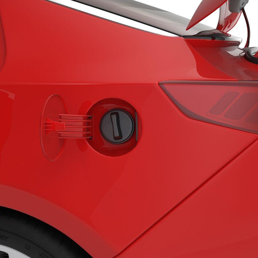 Kia Optima 2014 2 manipuliert royalty-free 3d model - Preview no. 58