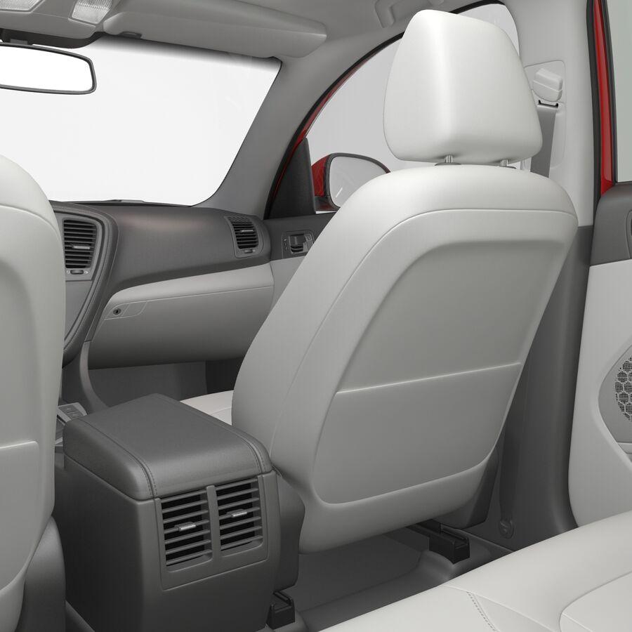 Kia Optima 2014 2 manipuliert royalty-free 3d model - Preview no. 89