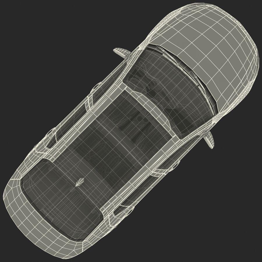 Kia Optima 2014 2 manipuliert royalty-free 3d model - Preview no. 97