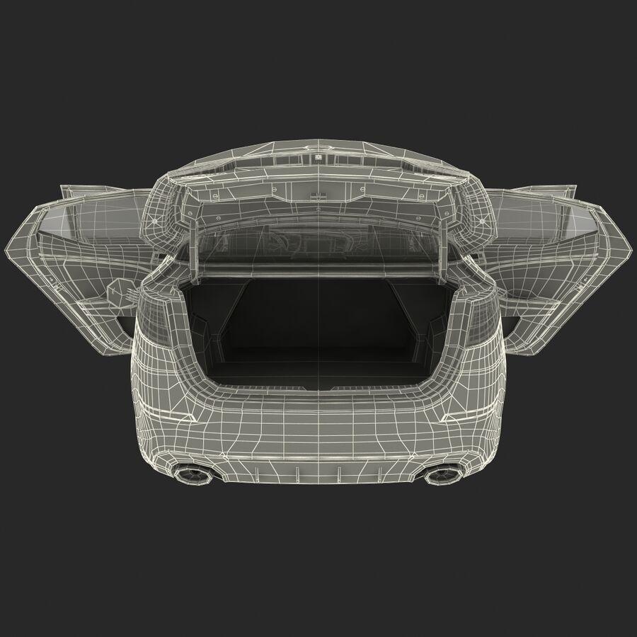 Kia Optima 2014 2 manipuliert royalty-free 3d model - Preview no. 95
