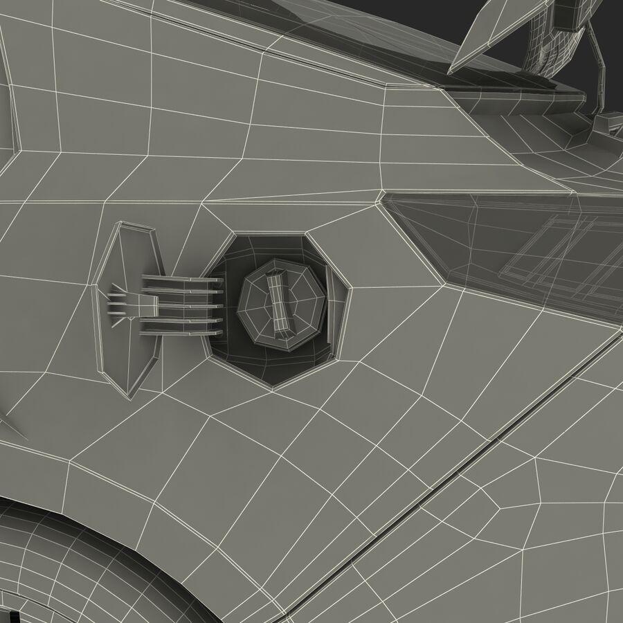 Kia Optima 2014 2 manipuliert royalty-free 3d model - Preview no. 108
