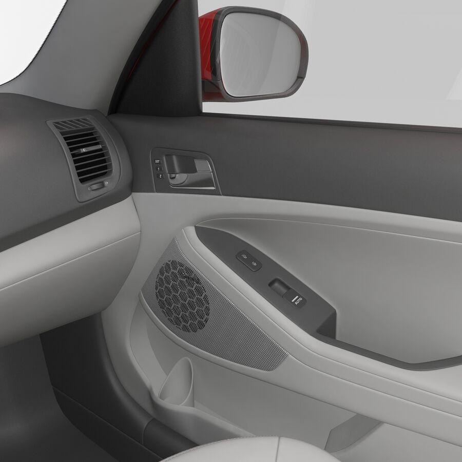 Kia Optima 2014 2 manipuliert royalty-free 3d model - Preview no. 83