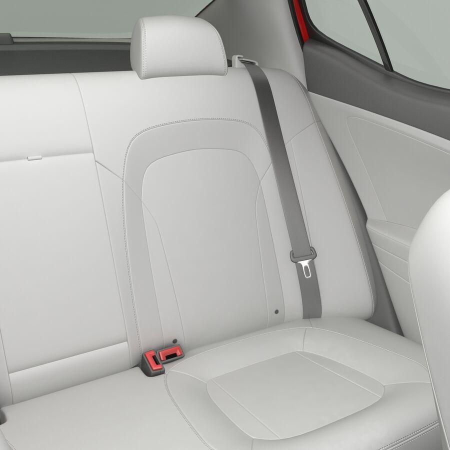 Kia Optima 2014 2 manipuliert royalty-free 3d model - Preview no. 88