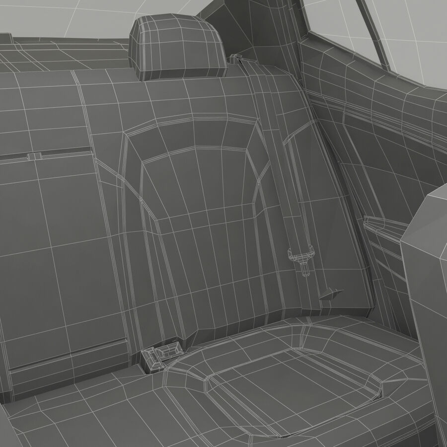 Kia Optima 2014 2 manipuliert royalty-free 3d model - Preview no. 121