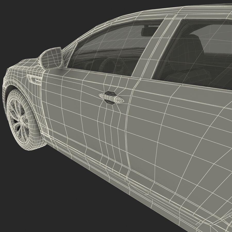 Kia Optima 2014 2 manipuliert royalty-free 3d model - Preview no. 109