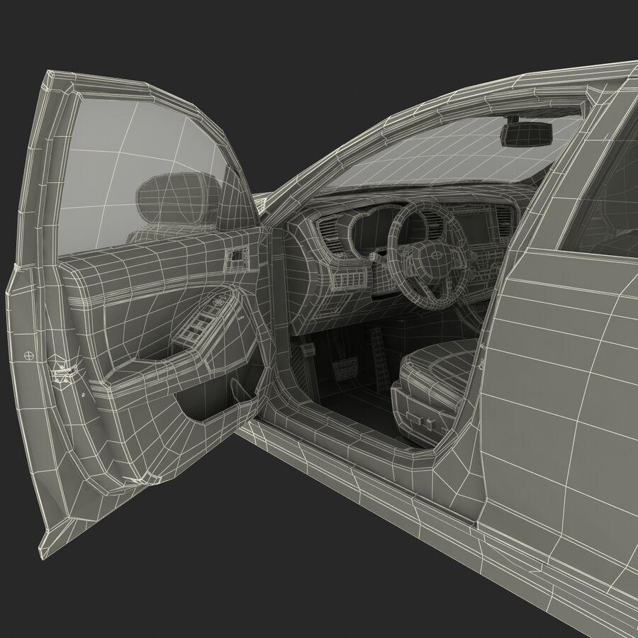 Kia Optima 2014 2 manipuliert royalty-free 3d model - Preview no. 110