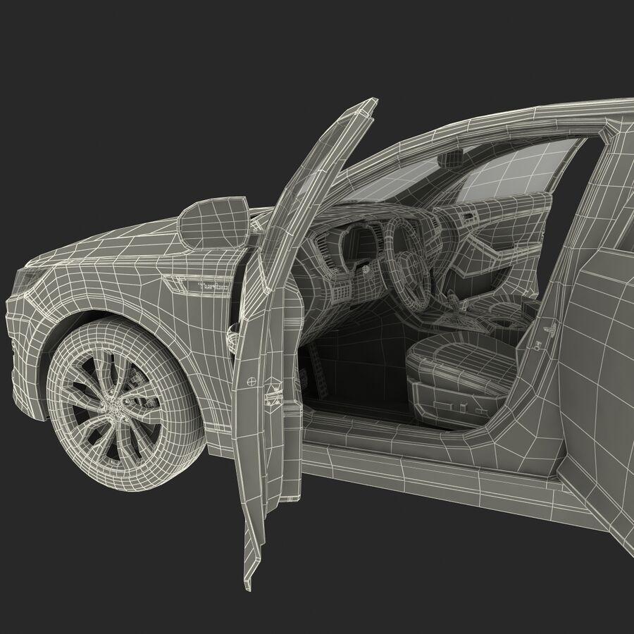 Kia Optima 2014 2 manipuliert royalty-free 3d model - Preview no. 115