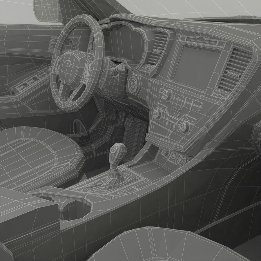 Kia Optima 2014 2 manipuliert royalty-free 3d model - Preview no. 119