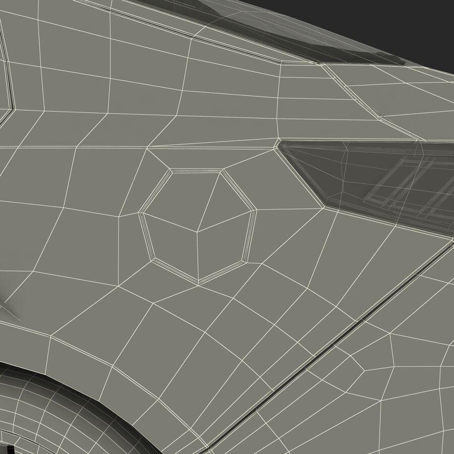 Kia Optima 2014 2 manipuliert royalty-free 3d model - Preview no. 107