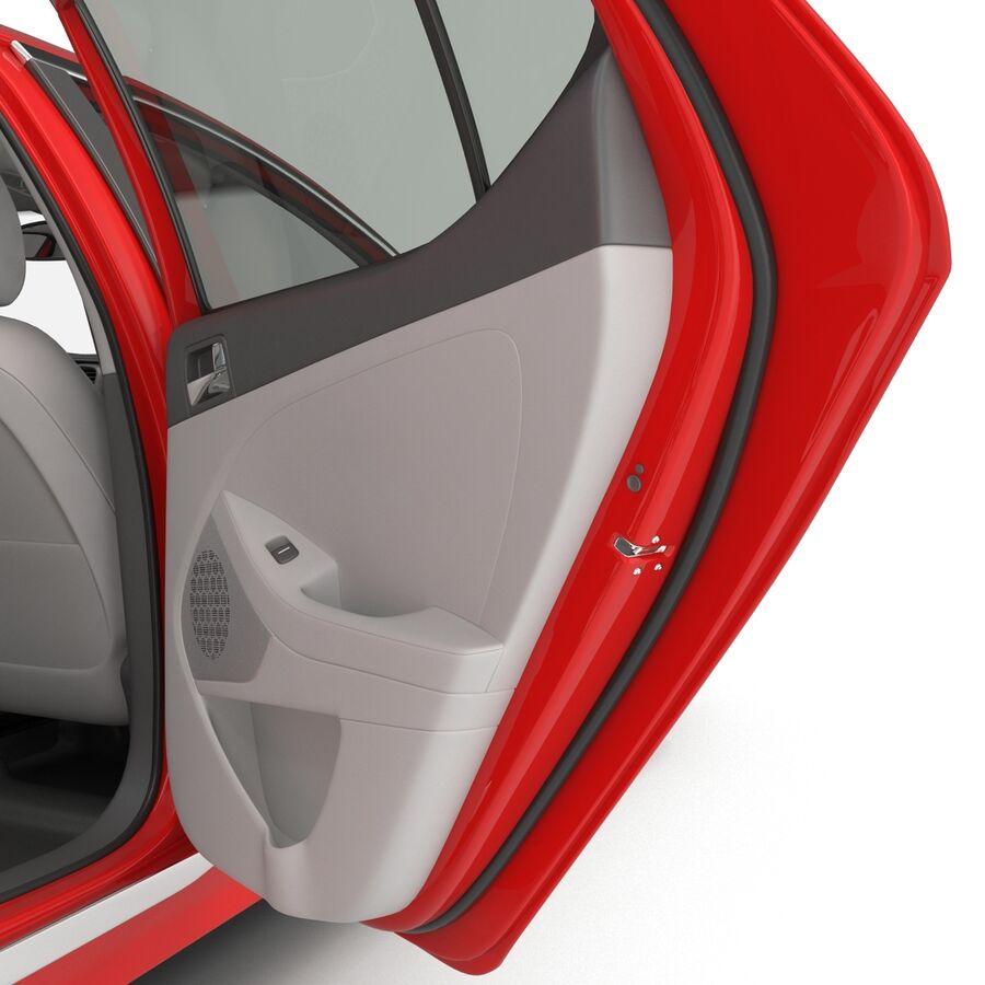 Kia Optima 2014 2 manipuliert royalty-free 3d model - Preview no. 75