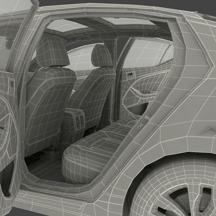 Kia Optima 2014 2 manipuliert royalty-free 3d model - Preview no. 116