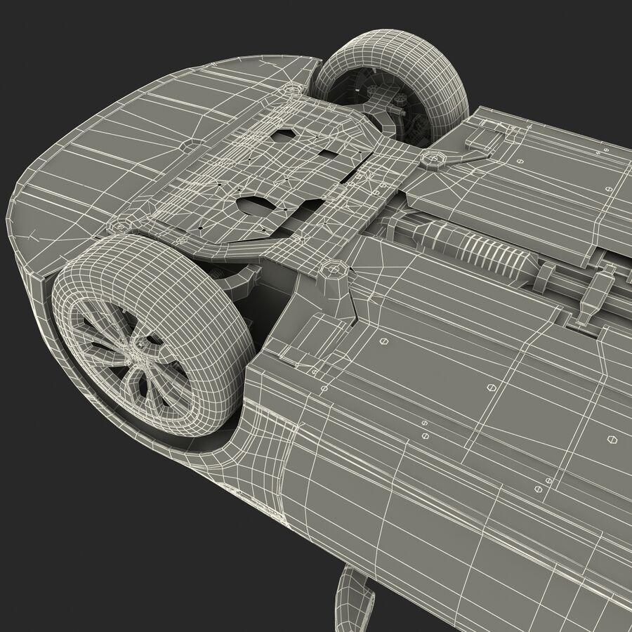 Kia Optima 2014 2 manipuliert royalty-free 3d model - Preview no. 102